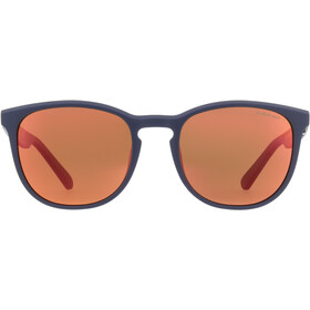 Red Bull SPECT Steady Lunettes de soleil, blue/brown-red